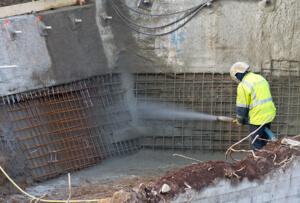 торкретирование бетона-5
