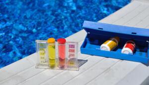 проверка состояния воды