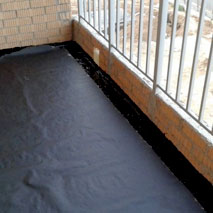 Гидроизоляция балконов